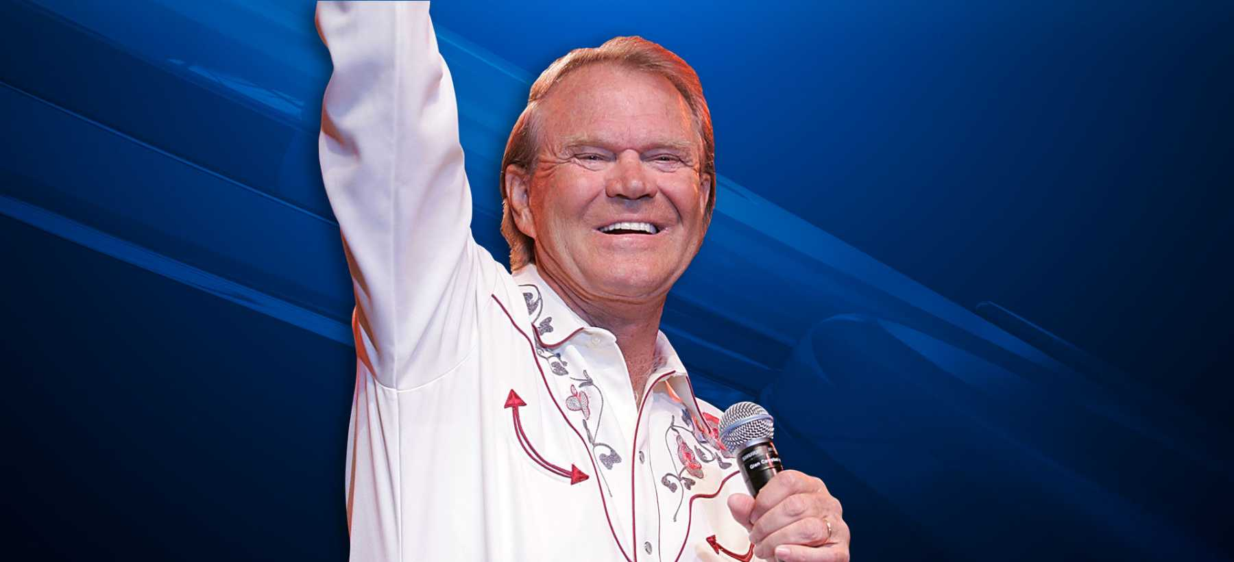 Country Icon Glen Campbell Passes Away At 81 | campbell