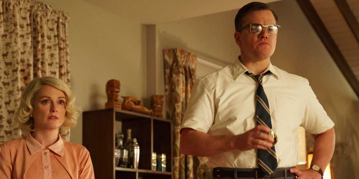 'Suburbicon' First Trailer Talk | Suburbicon