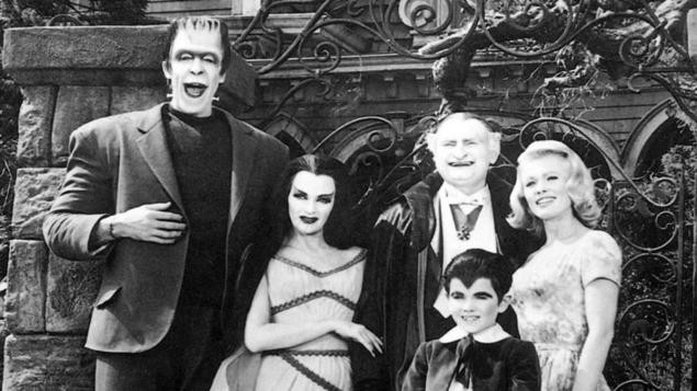 'The Munsters' Is Getting Rebooted By NBC (Again) | The Munsters