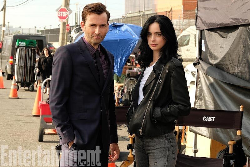 David Tennant To Return To Jessica Jones | David Tennant