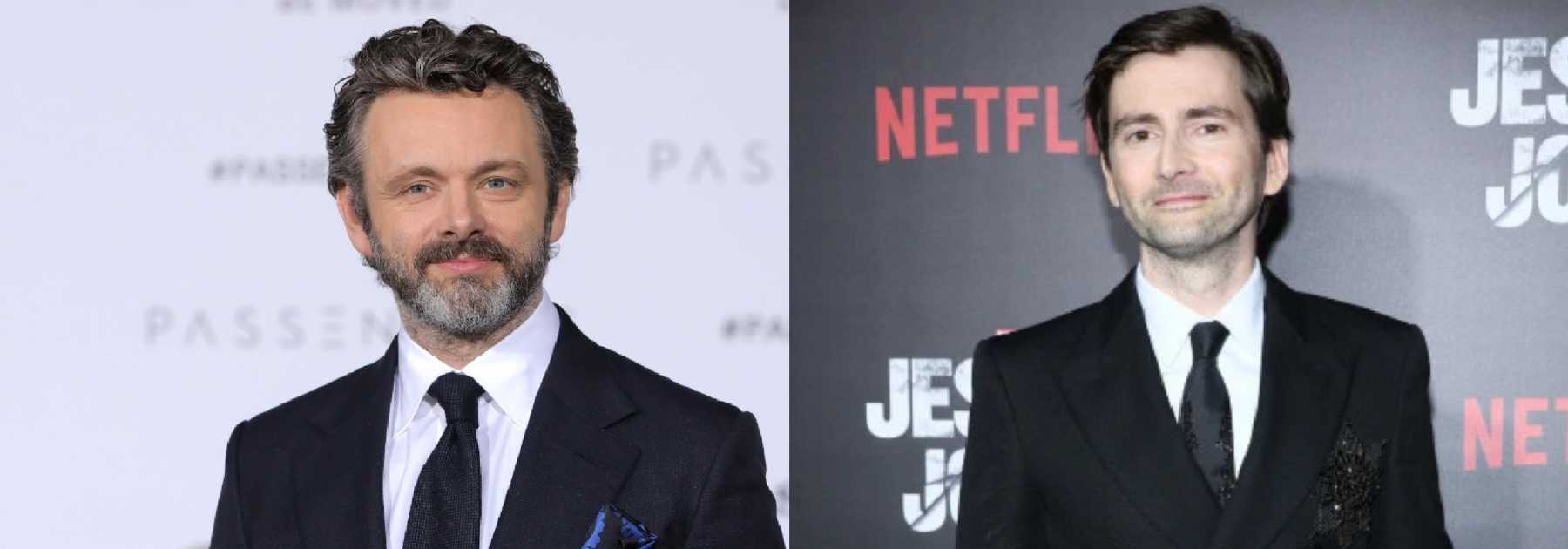 'Good Omens' Amazon Series Finds Its Leads: Michael Sheen And David Tennant | Good Omens