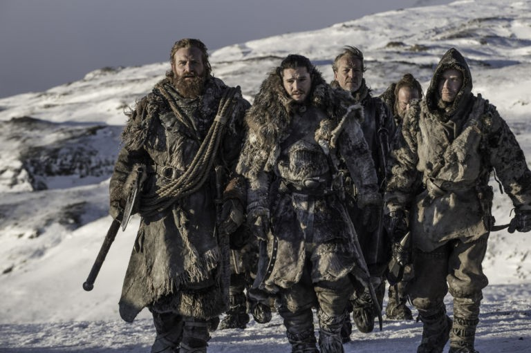 Game Of Thrones: 07x06, Beyond The Wall | Beyond the wall