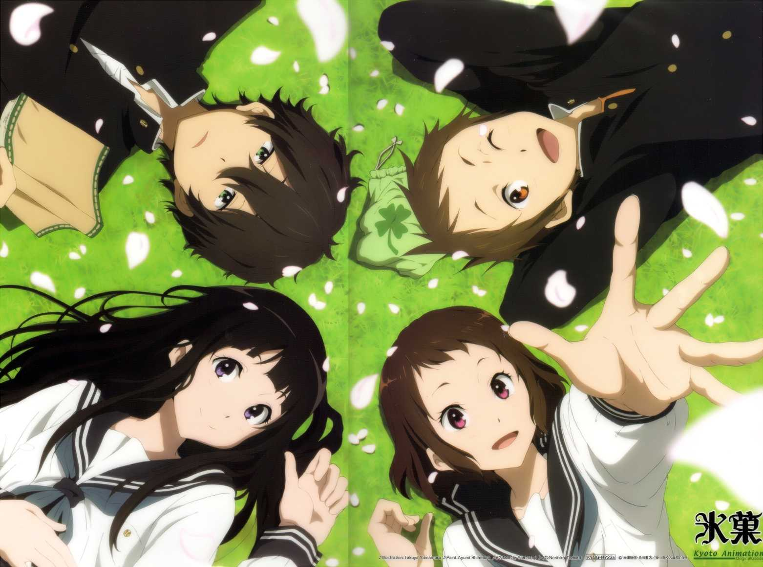 Hyouka (Part 1) Brings A Little Mystery To Romance Anime Series | hyouka