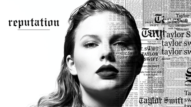 Taylor Swift Announces New Album 'Reputation' | Reputation