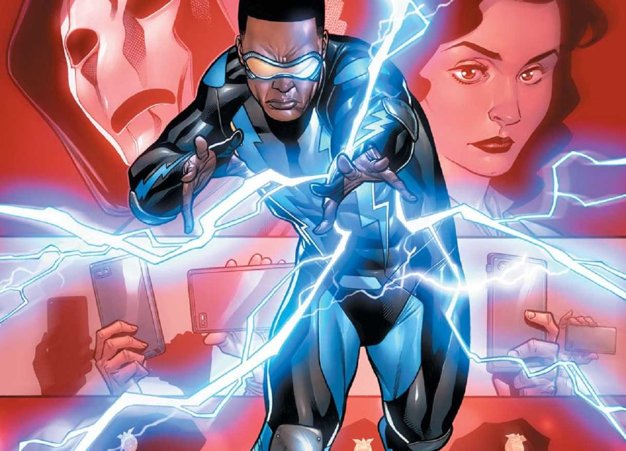 Black Lightning Returns To Comics In Advance Of Television Debut | Black Lightning