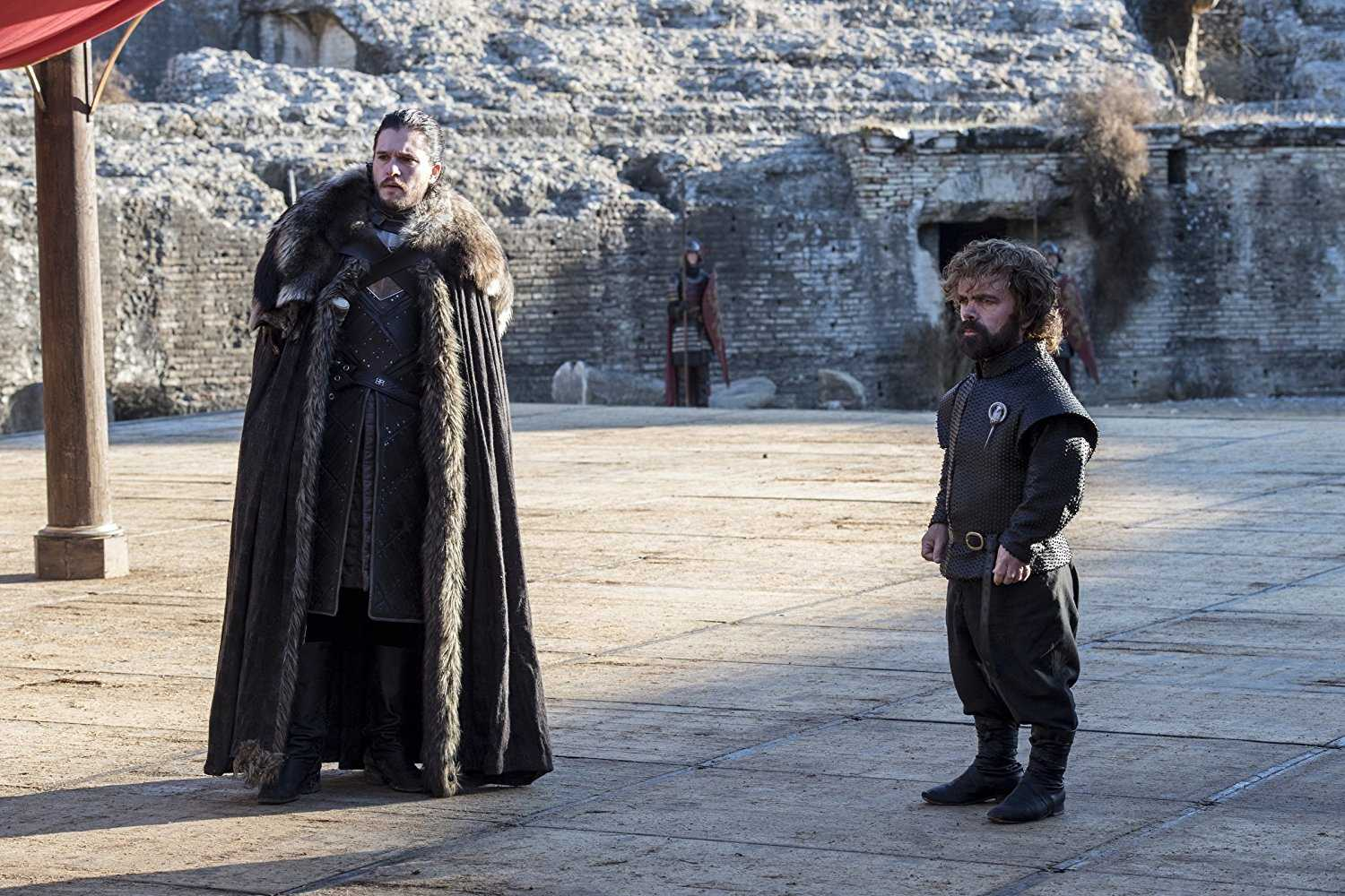 Game Of Thrones, 07x07, The Dragon And The Wolf  | the dragon and the wolf