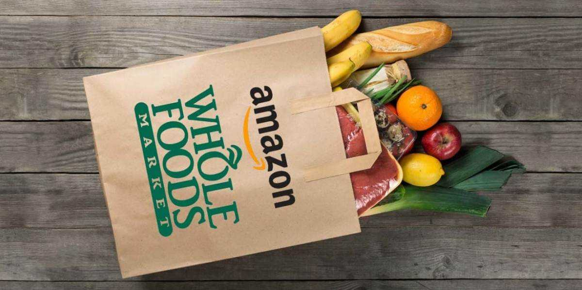 Amazon Cuts Whole Foods Prices By 43% | amazon