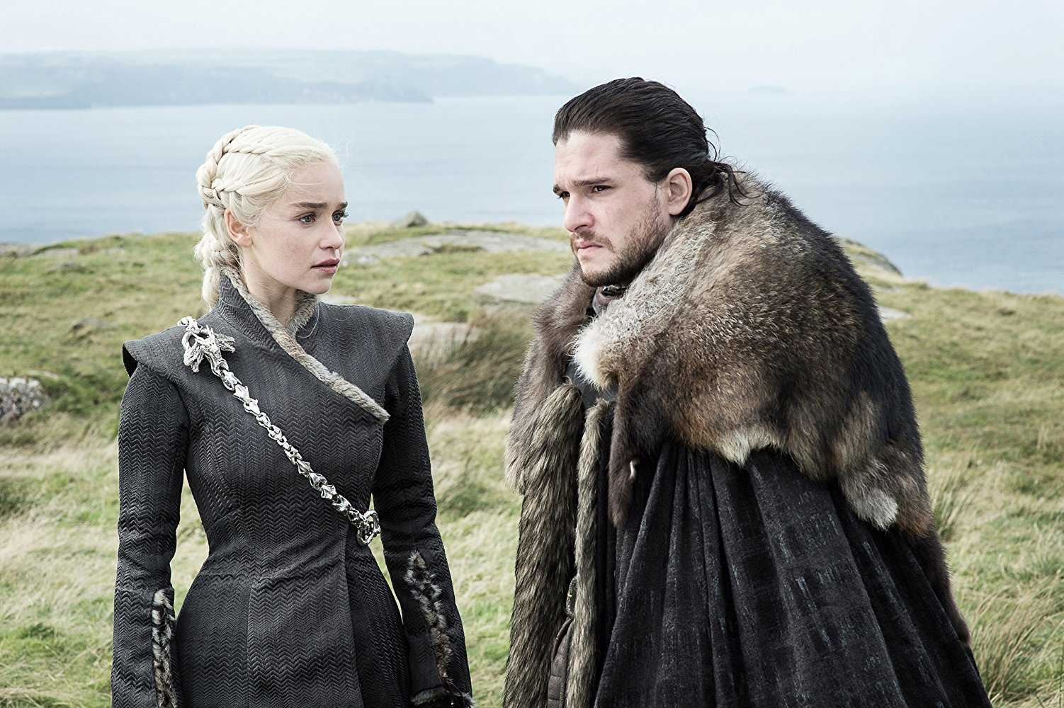 Kit Harington And Emilia Clarke Talk About Their Steamy Scene From GoT Season Finale | game of thrones
