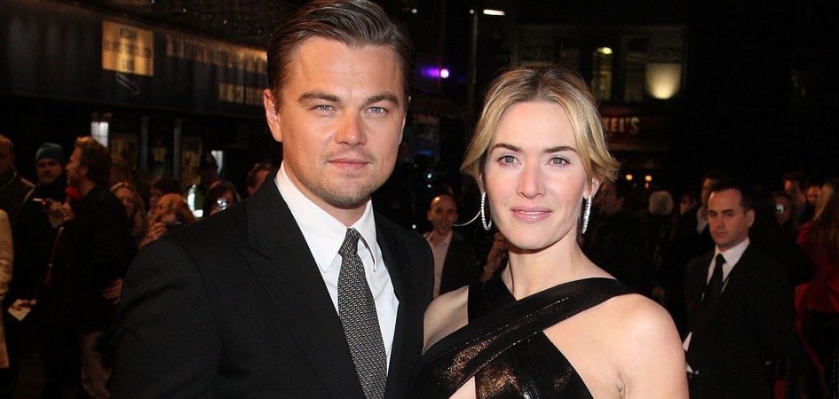 Kate Winslet & Leonardo DiCaprio Keep Upping The 'Aww' Factor | Kate Winslet