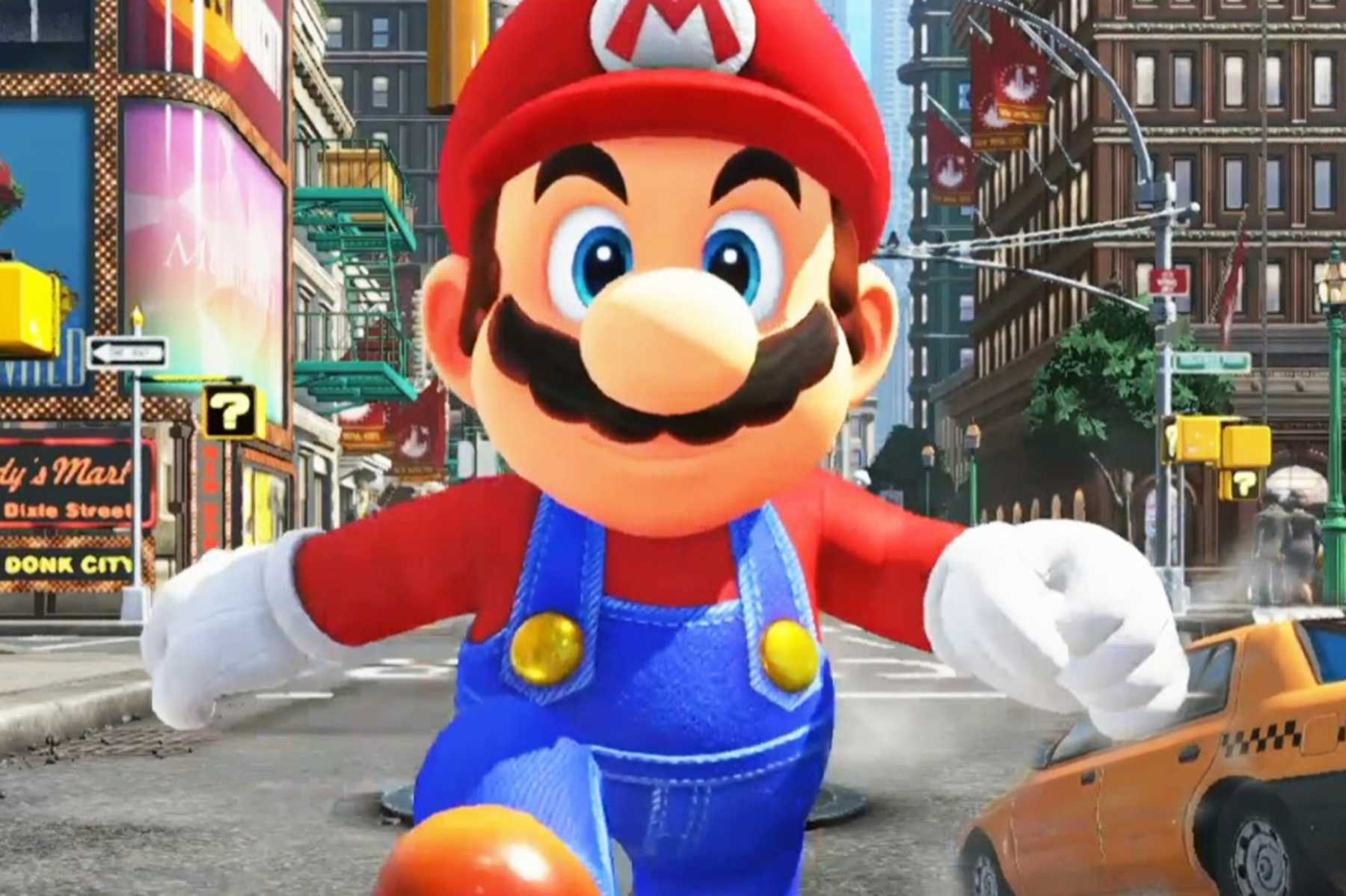 Nintendo Says Mario Is Not Actually A Plumber | mario