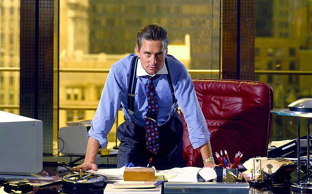 'Wall Street' Returning To Theaters For 30th Anniversary | Wall Street