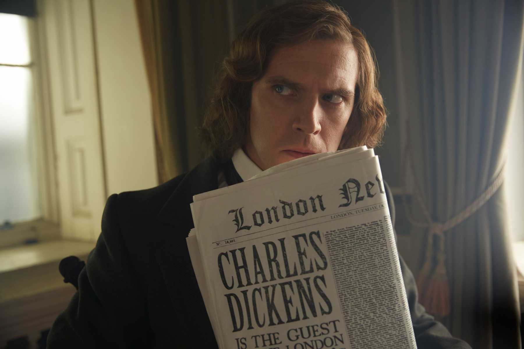 'The Man Who Invented Christmas' Trailer Talk   The Man Who Invented Christmas