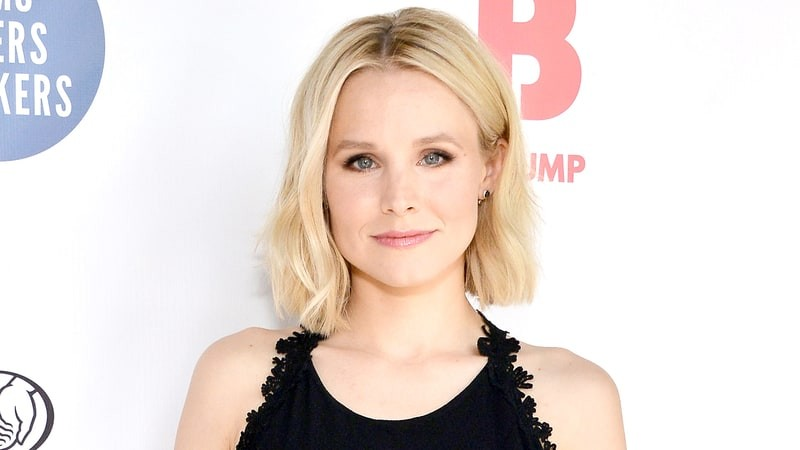 Kristen Bell Reaches Out To Irma Evacuees While Stuck In Florida | Kristen Bell