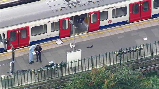 Parsons Green Terror Attack: Explosion On The London Underground | Parsons Green