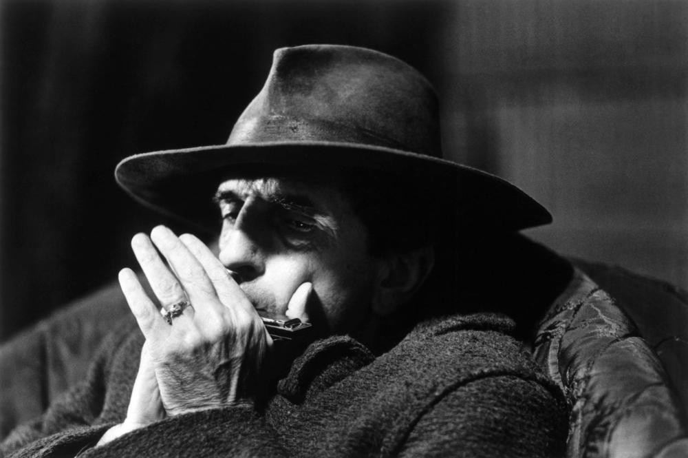 Character Actor Harry Dean Stanton Dies | Harry Dean Stanton