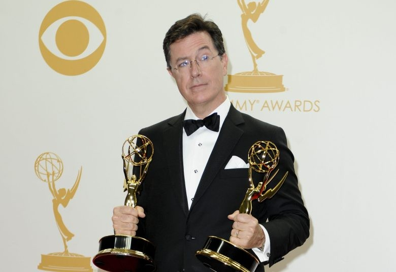 Stephen Colbert Hosts The 69th Annual Primetime Emmy Awards: Review | Stephen Colbert