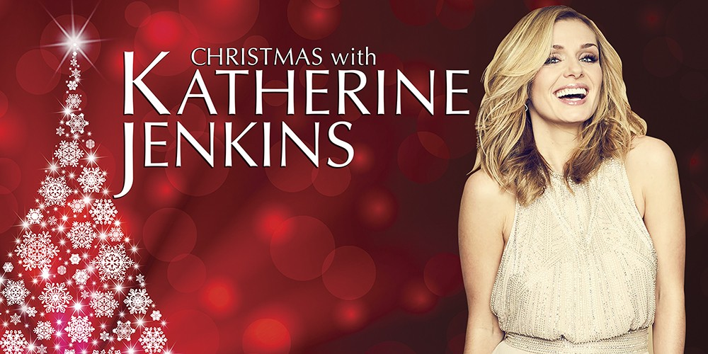 Katherine Jenkins Going On 2017 Christmas Tour | Katherine Jenkins