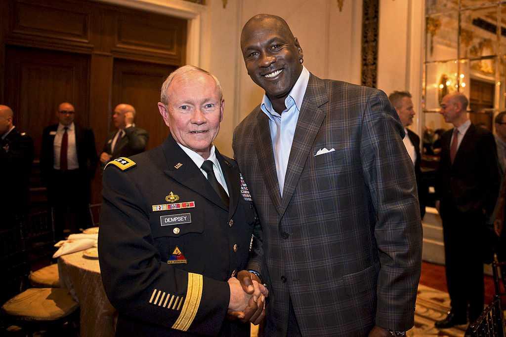 Michael Jordan Supports Protesting Athletes Says That They 'Shouldn't Be Demonized' | michael jordan