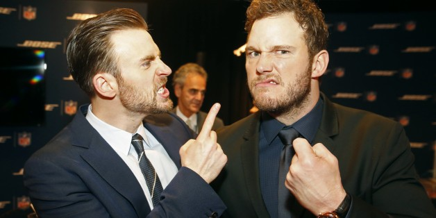 Chris Pratt And Chris Evans Had A Delightful Twitter Exchange, Just FYI | Chris Pratt