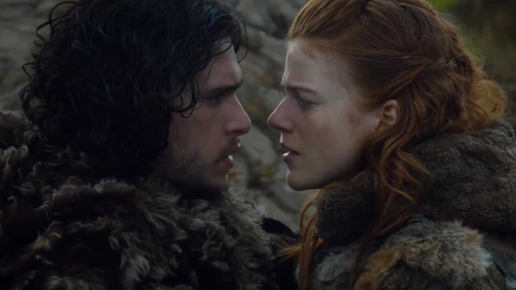 Kit Harington And Rose Leslie Have Announced Their Engagement | Kit Harington