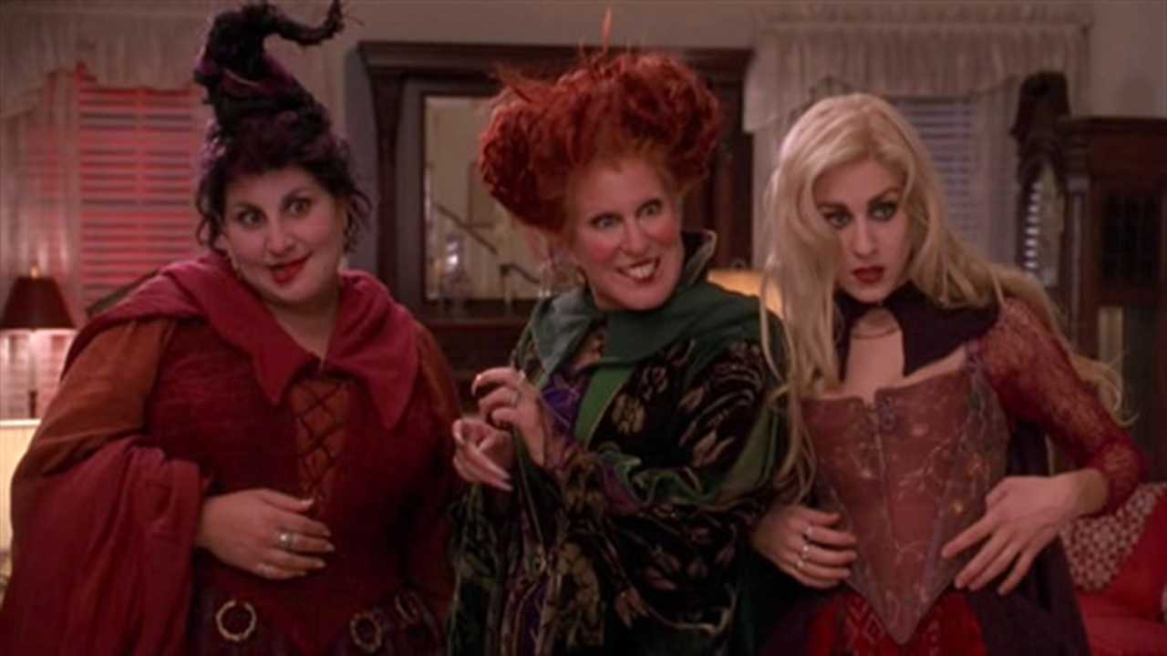 'Hocus Pocus' Is Reportedly Getting A Remake At Disney Channel, And Nobody Likes It | Hocus Pocus