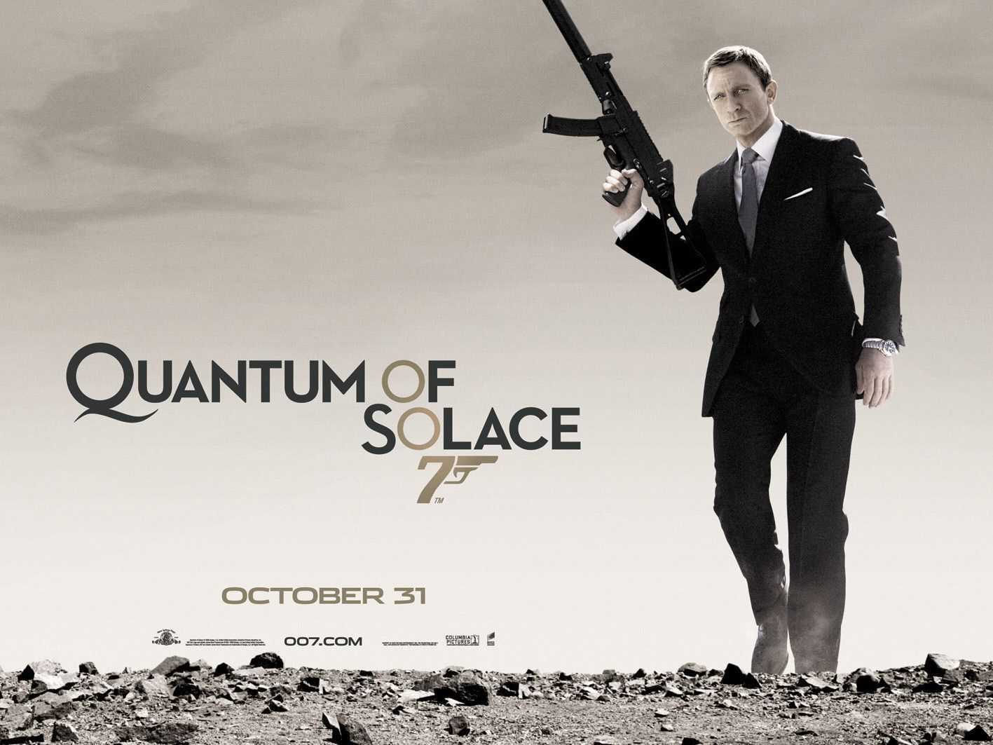 A Bond Fan's Review Of Quantum Of Solace: Why It Is Underrated | Quantum Of Solace