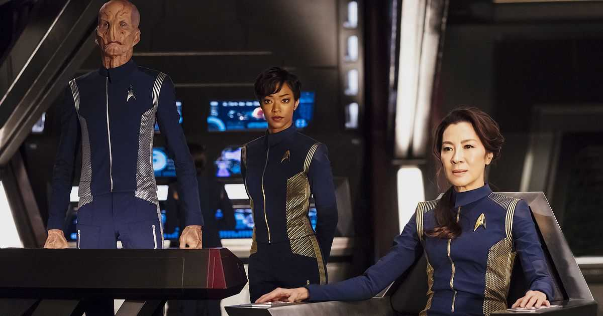 'Star Trek: Discovery' Takes Us Where No Trek Has Gone Before | Discovery