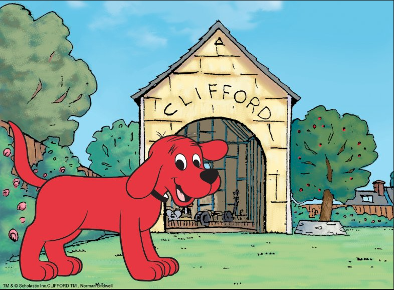 'Clifford The Big Red Dog' Movie Finds Director | Clifford The Big Red Dog