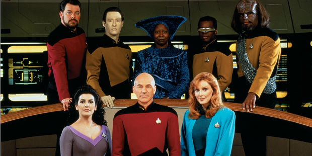 'Star Trek: The Next Generation' 30th Anniversary Tribute | Star Trek
