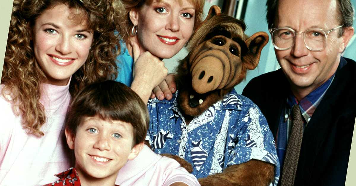 'ALF' Will Soon Be Available On The STARZ App | ALF