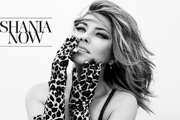 A Review Of Shania Twain's Comeback Album 'Now' | Shania Twain Now