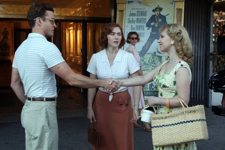 Woody Allen's 'Wonder Wheel' Trailer Talk | Wonder Wheel