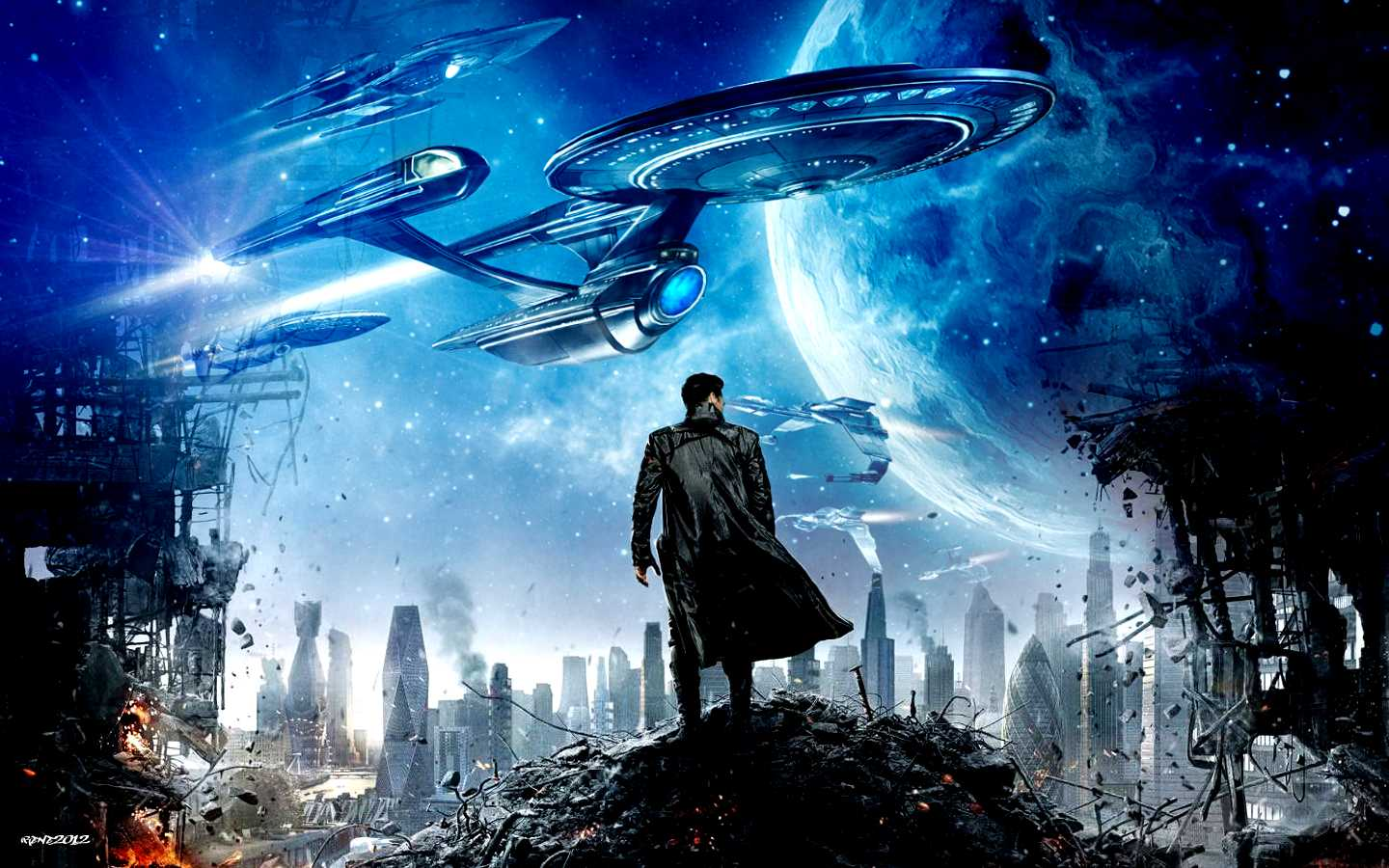 Quick Thoughts About Underrated Movies: Star Trek Into Darkness | Star Trek Into Darkness