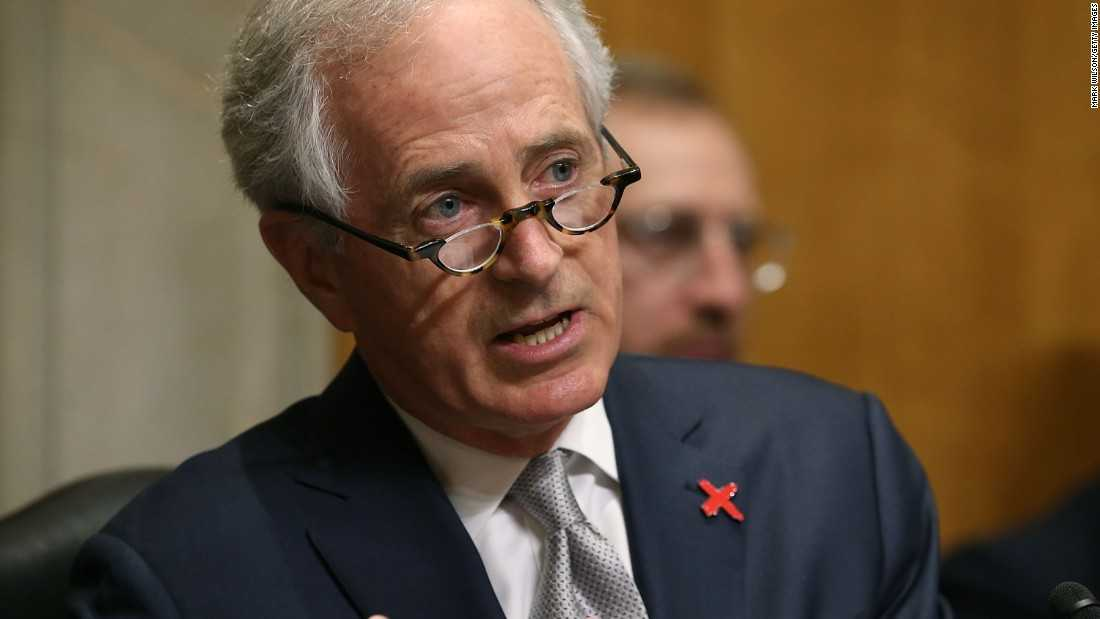 Senator Bob Corker Calls White House An Adult Day Care | corker