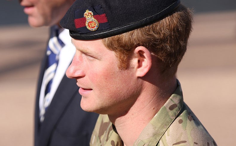 Prince Harry Launches Initiative To Tackle Mental Illness In The Armed Forces | Prince Harry
