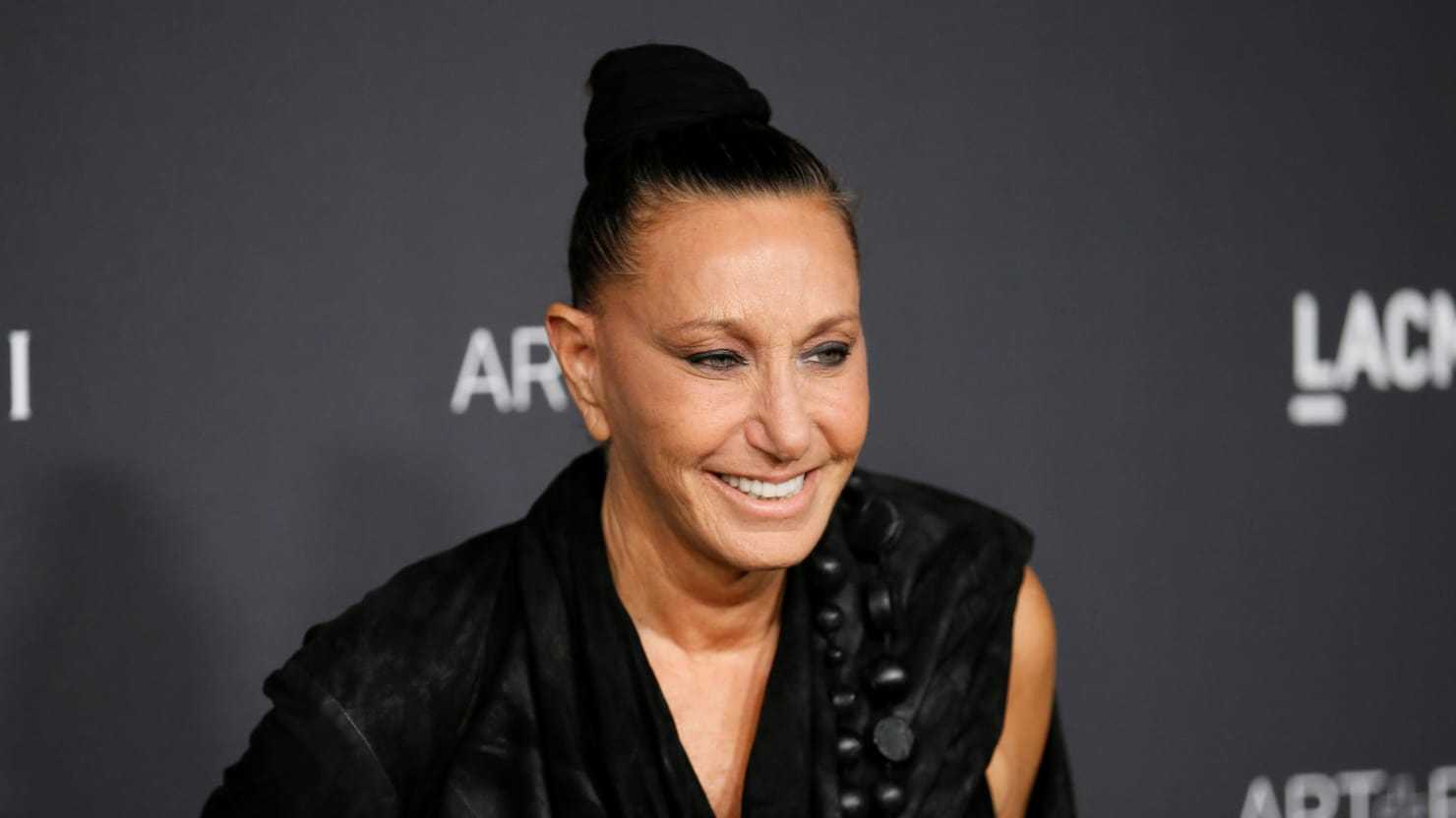 Donna Karan Receives Backlash For Harvey Weinstein Comments | Donna Karan