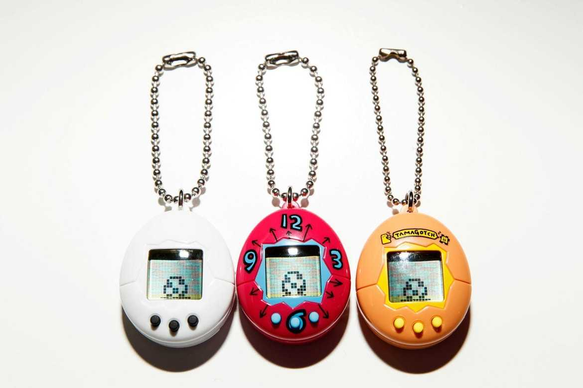 Tamagotchi Is Making A Comeback For Its 20th Anniversary | Tamagotchi