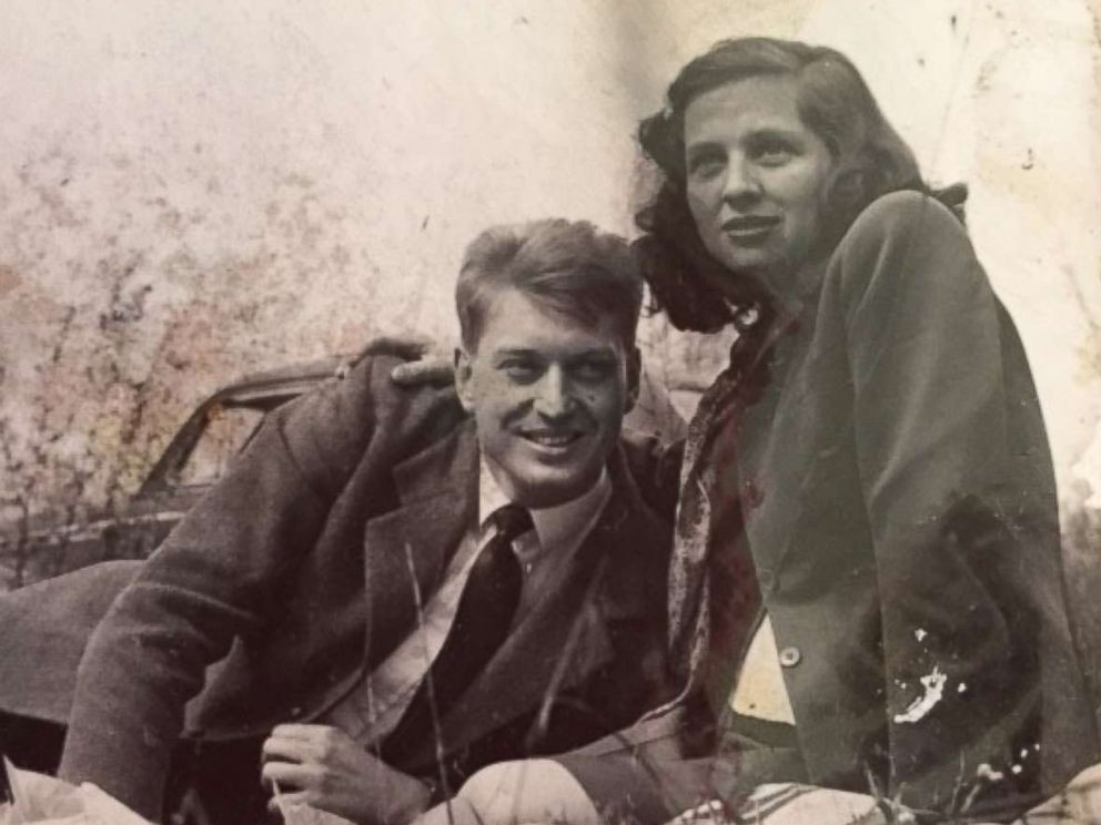 Lifelong Couple Dies In California Wildfire | rippey