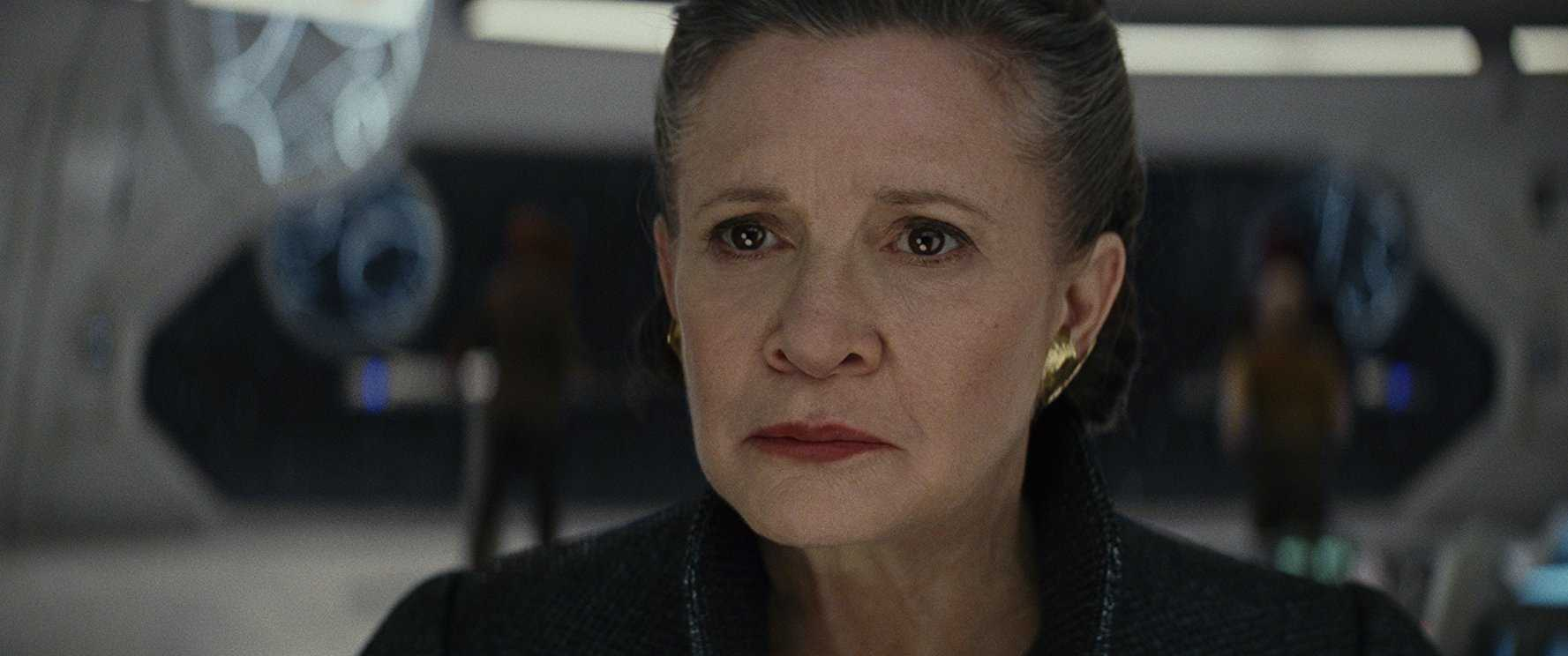 Carrie Fisher Wanted 'To Do Right' With Female Star Wars Fans In The Last Jedi | carrie fisher