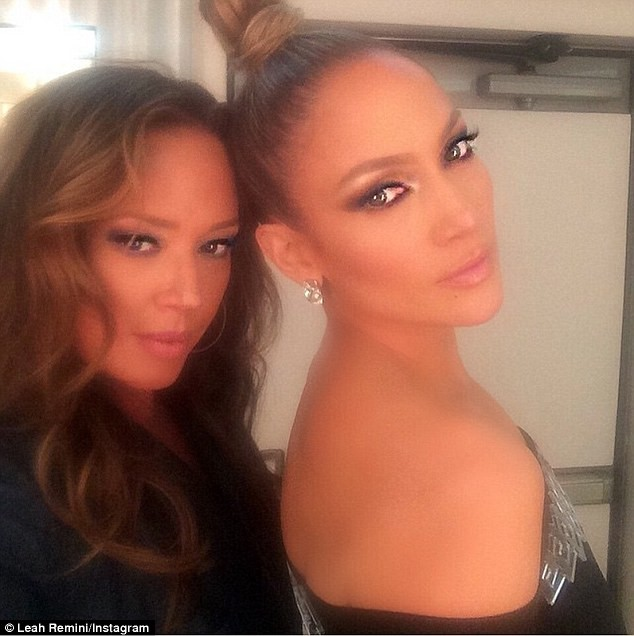 Leah Remini Joining Jennifer Lopez's 'Second Act' | Leah Remini