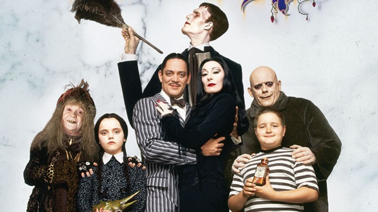 The Addams Family Is Making A Comeback | The Addams Family