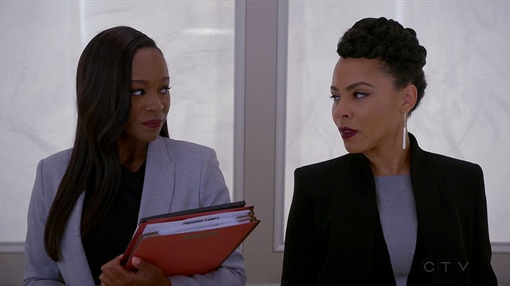 How To Get Away With Murder: 04x04, Was She Ever Good At Her Job? | Was She Ever Good At Her Job?