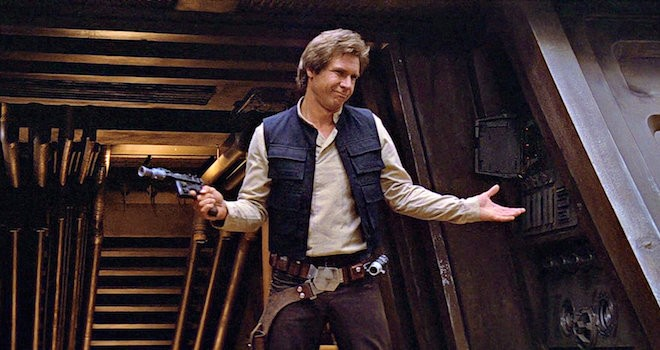 You'll Never Guess What The Han Solo Star Wars Movie Is Officially Called | Han Solo Movie