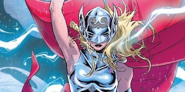 Is There A Female Thor in the MCU's Future? | Thor