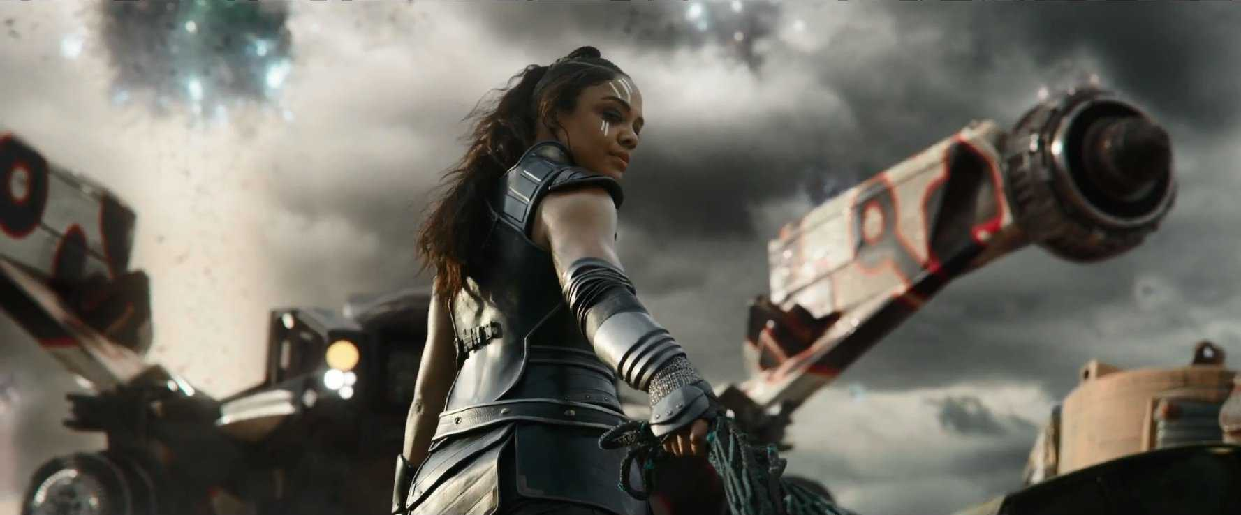 Thor: Ragnarok's Tessa Thompson Reveals That Her Character Valkyrie Is Bisexual | tessa thompson