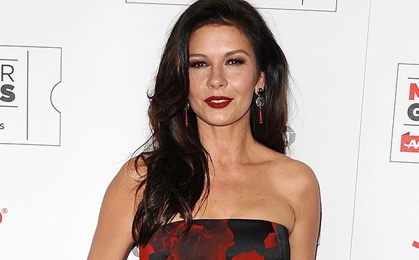 Catherine Zeta-Jones Launches New Brand With QVC ... Catherine Zeta Jones Qvc