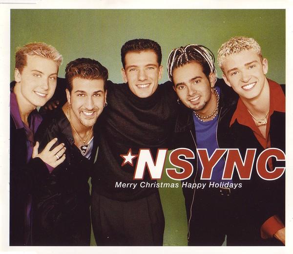 Merry Christmas, Happy Holidays - NSYNC (Import)