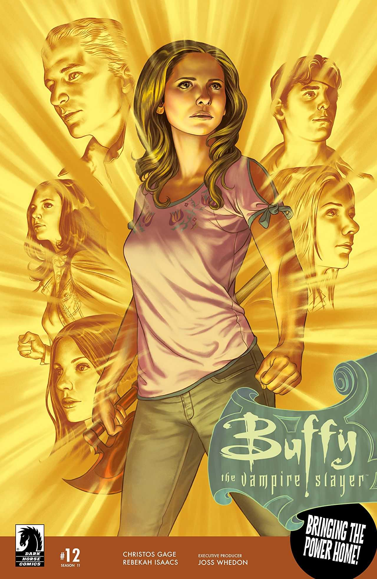 Buffy the Vampire Slayer Season 11 Concludes with Excellence | Buffy the Vampire Slayer
