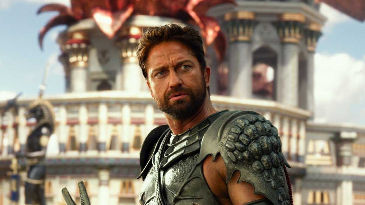 Gerard Butler Stands By 'Gods Of Egypt' And Says Whitewashing Backlash Was Unfair | gerard butler