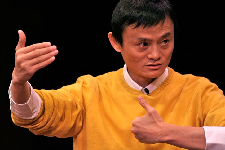 Jack Ma One Of Asia's Richest Men Is Starring In A Movie With Jet Li | jack ma